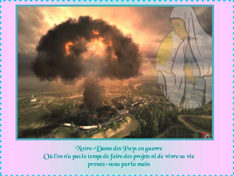 Notre-Dame des Pays en guerre