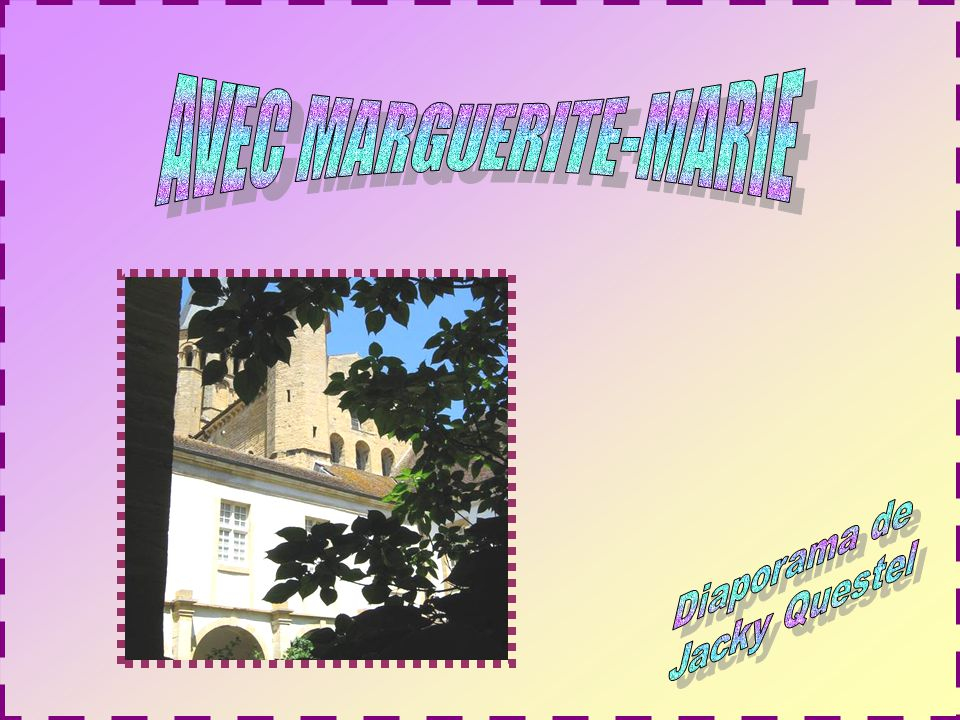 AVEC MARGUERITE-MARIE