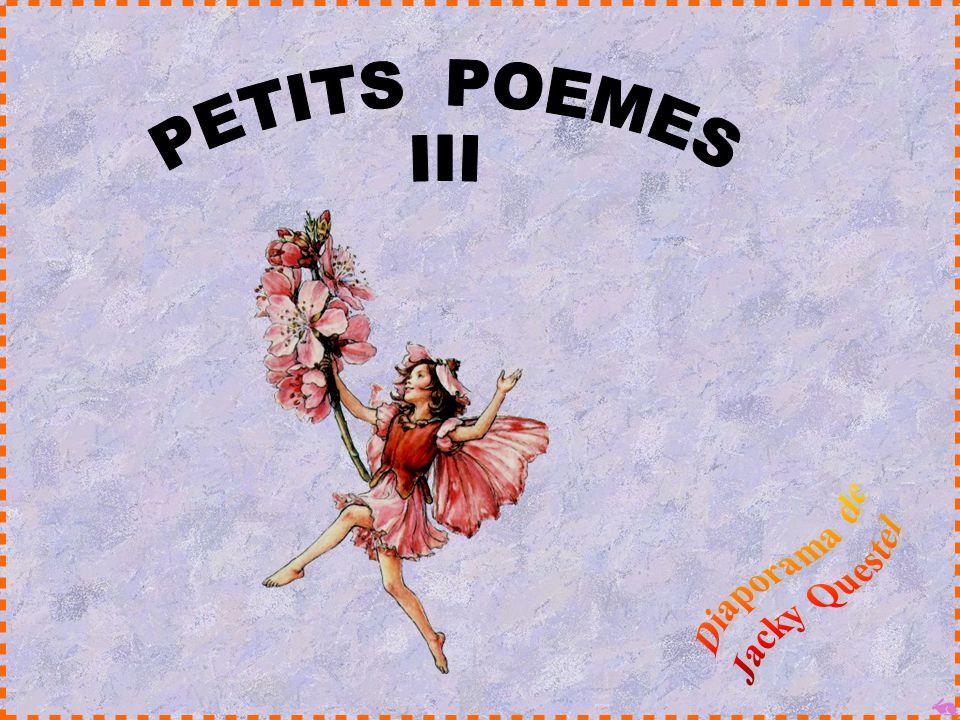 PETITS POEMES III Diaporama de Jacky Questel