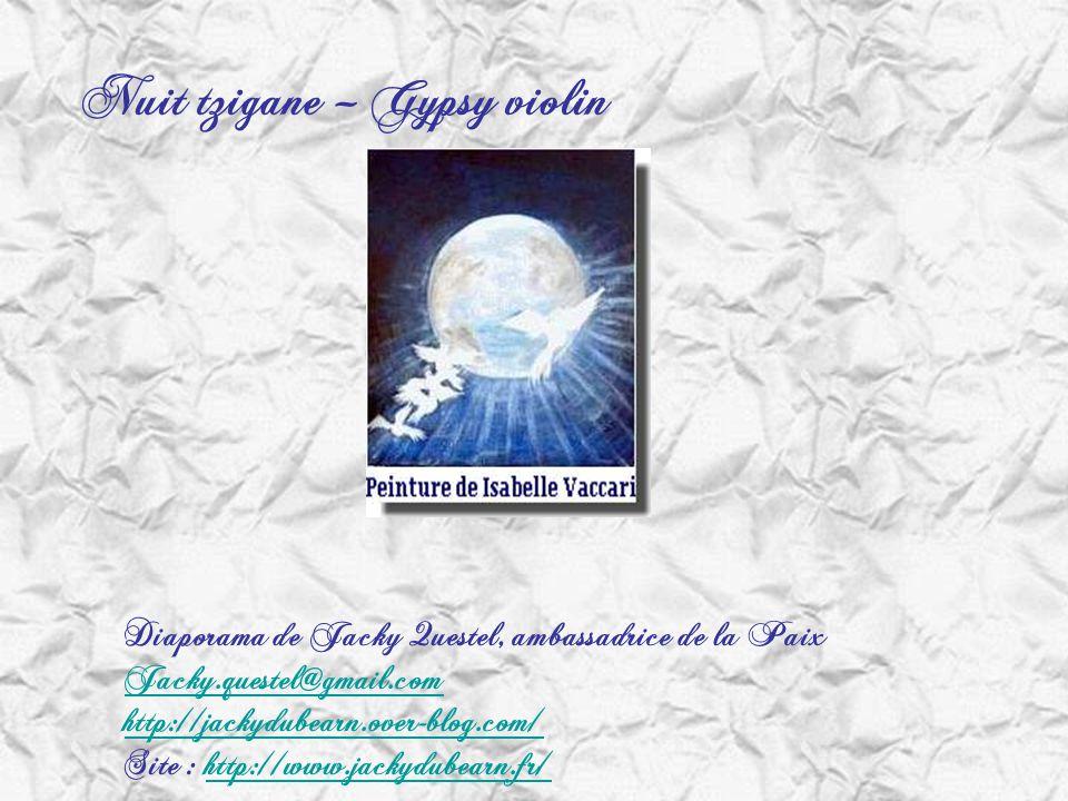 Nuit tzigane – Gypsy violin