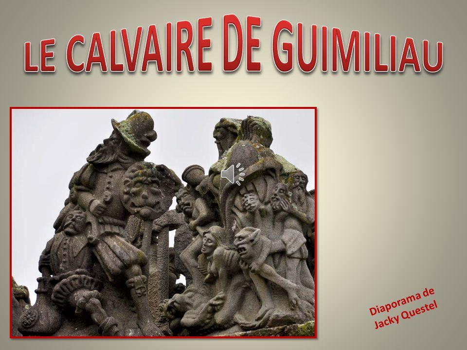LE CALVAIRE DE GUIMILIAU