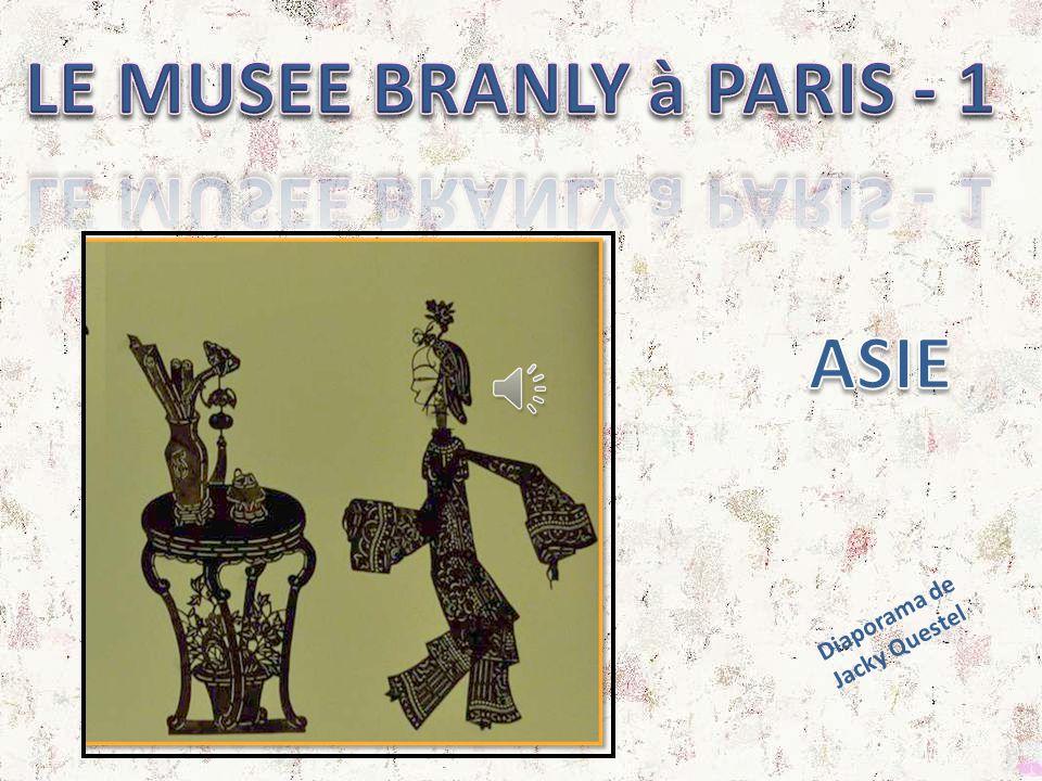 LE MUSEE BRANLY à PARIS - 1