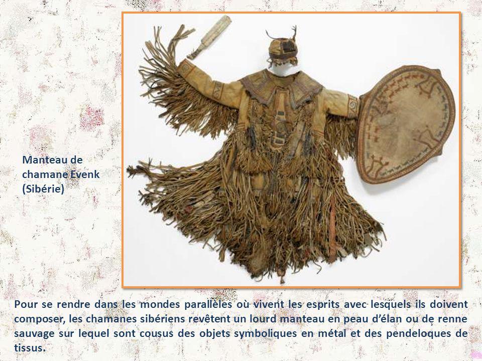 Manteau de chamane Evenk