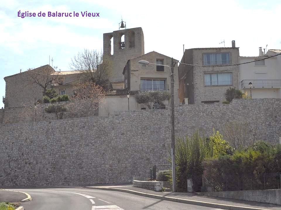 Église de Balaruc le Vieux