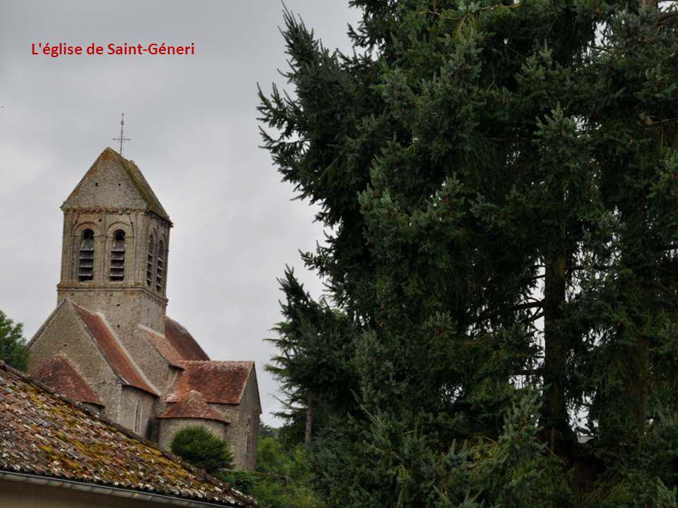 L église de Saint-Géneri