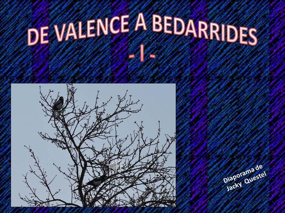 DE VALENCE A BEDARRIDES