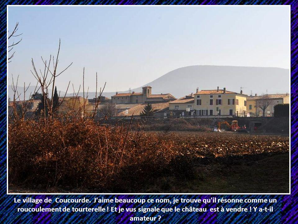 Le village de Coucourde