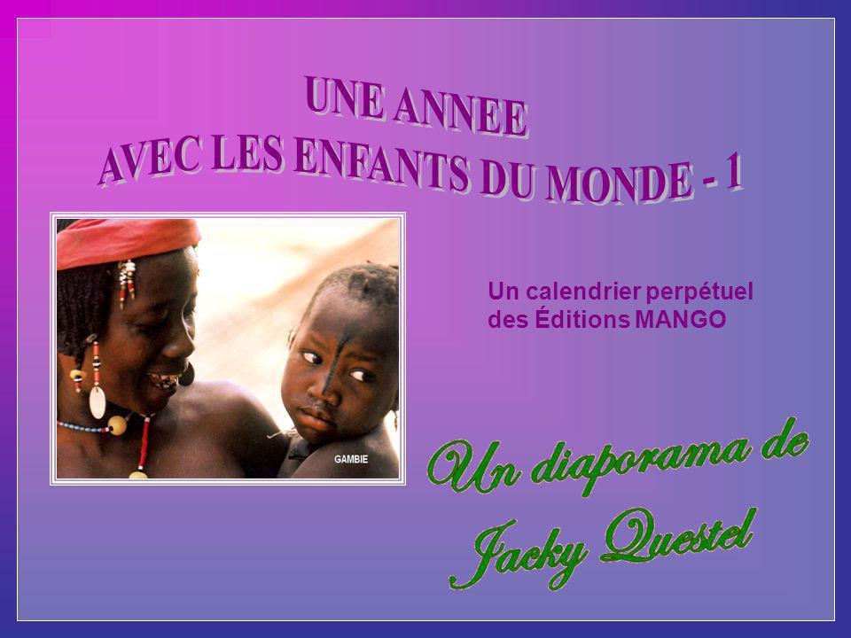 AVEC LES ENFANTS DU MONDE - 1