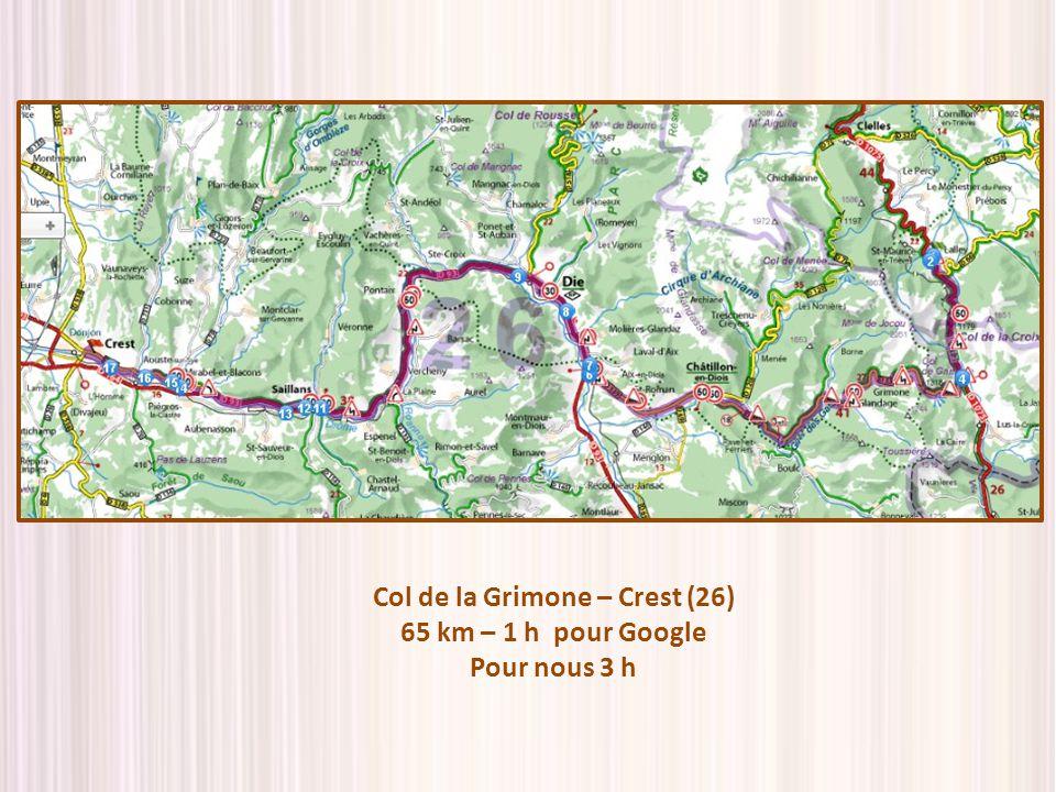 Col de la Grimone – Crest (26)