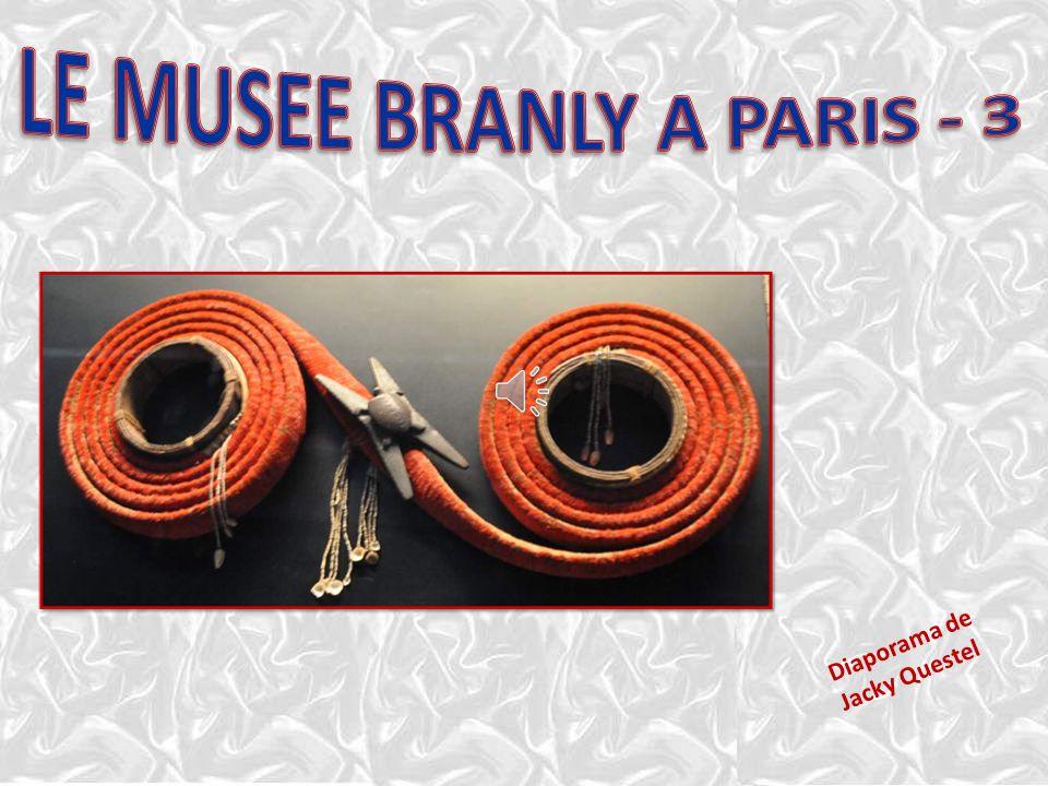 LE MUSEE BRANLY A PARIS - 3