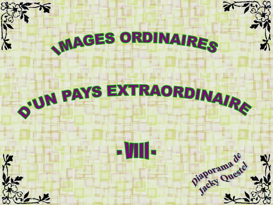 D UN PAYS EXTRAORDINAIRE