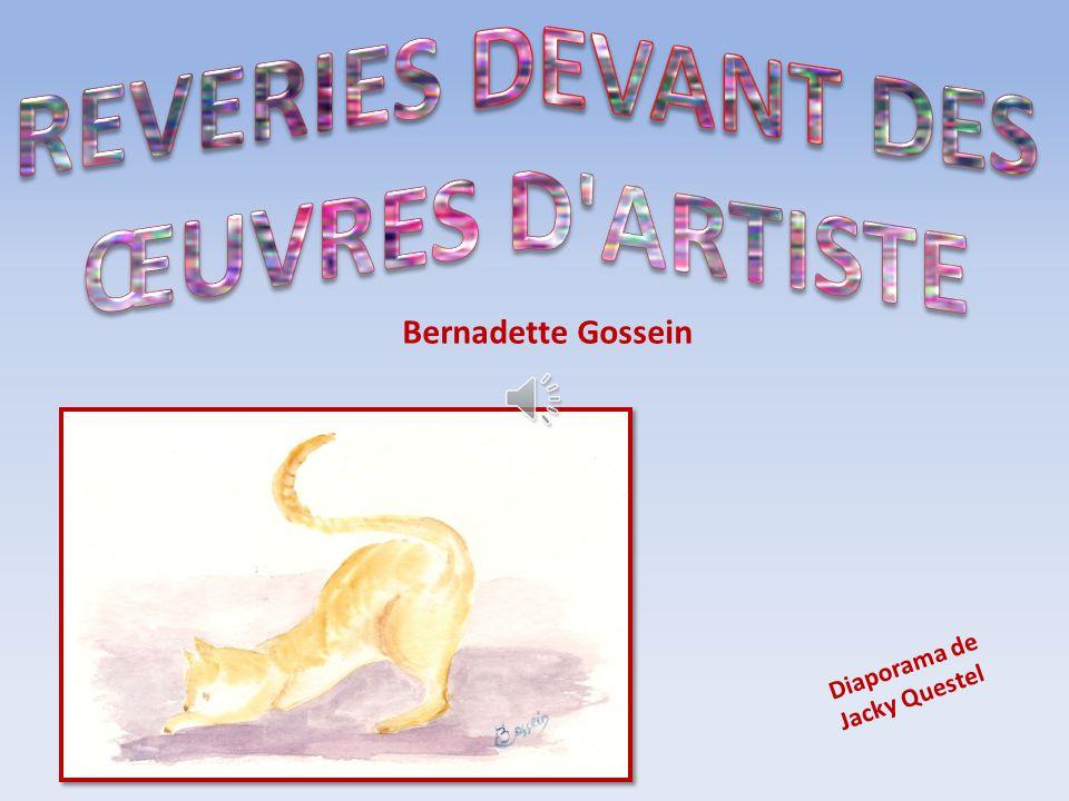 REVERIES DEVANT DES ŒUVRES D ARTISTE