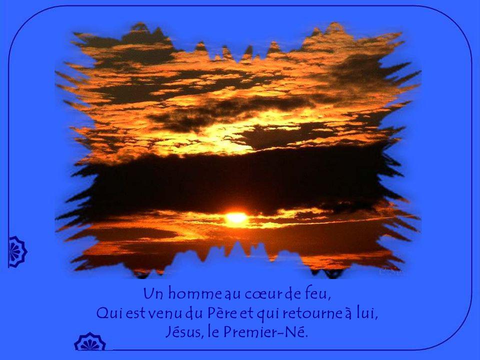 Qui est venu du Père et qui retourne à lui,