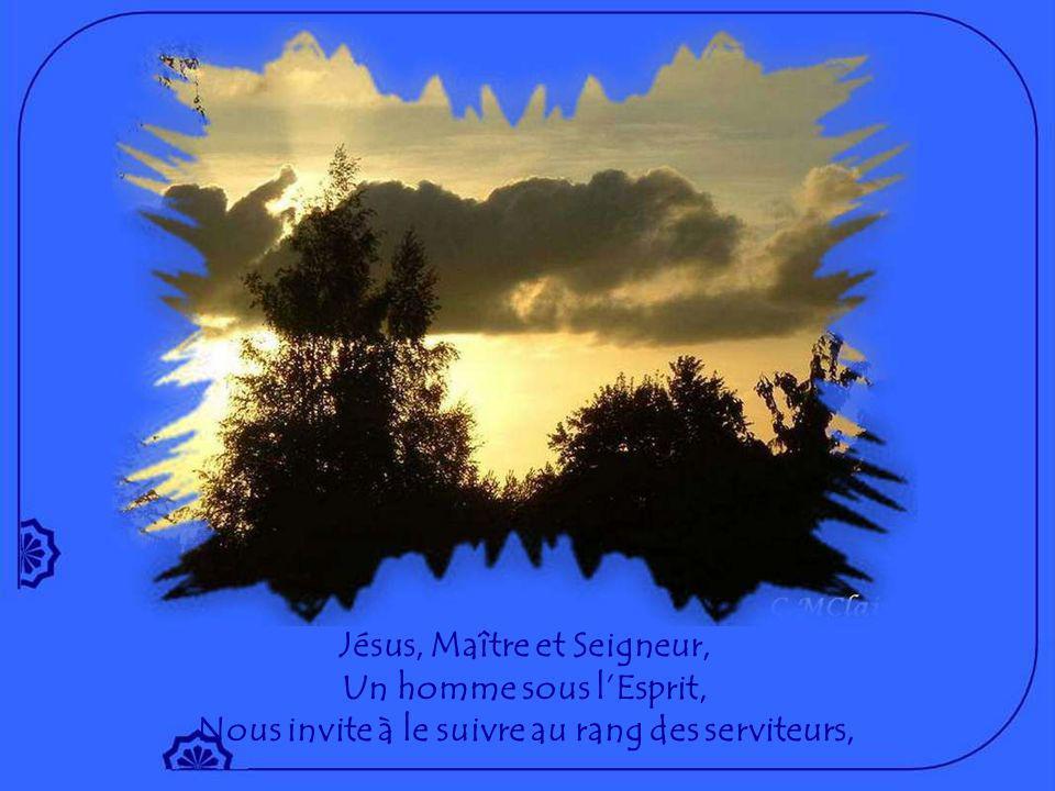 Jésus, Maître et Seigneur, Un homme sous l'Esprit,