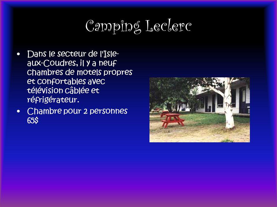 Camping Leclerc