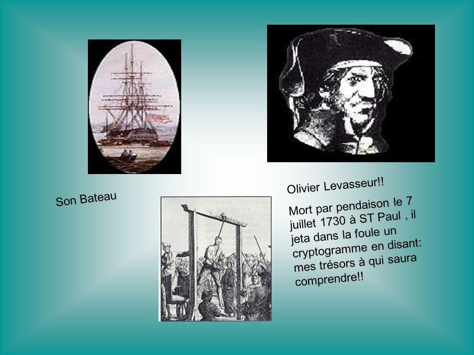 Olivier Levasseur!!