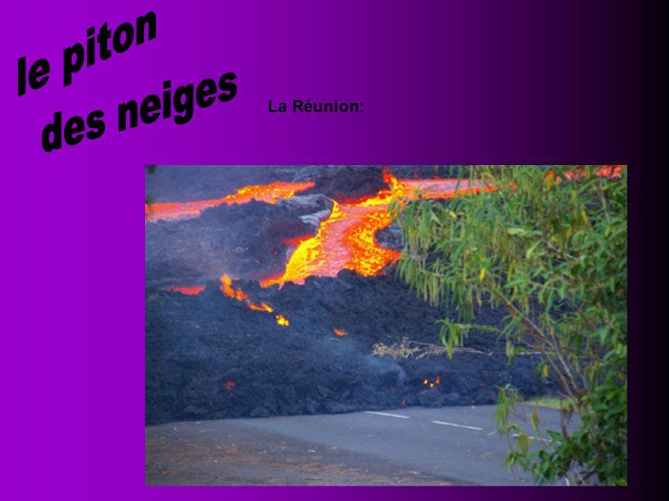 le piton des neiges La Réunion:
