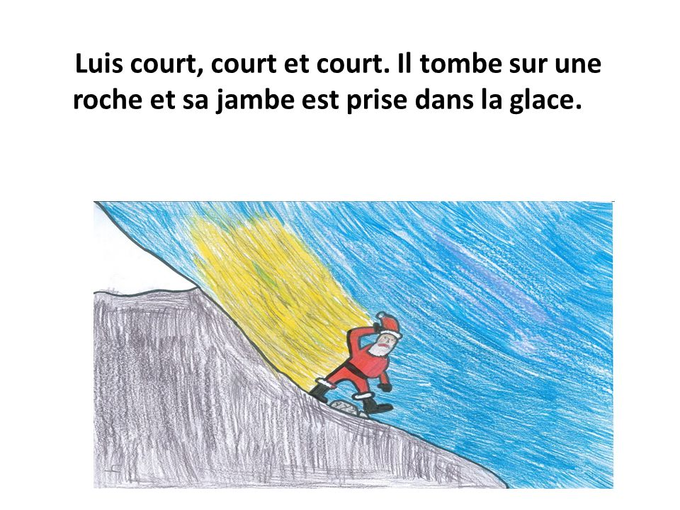 Luis court, court et court