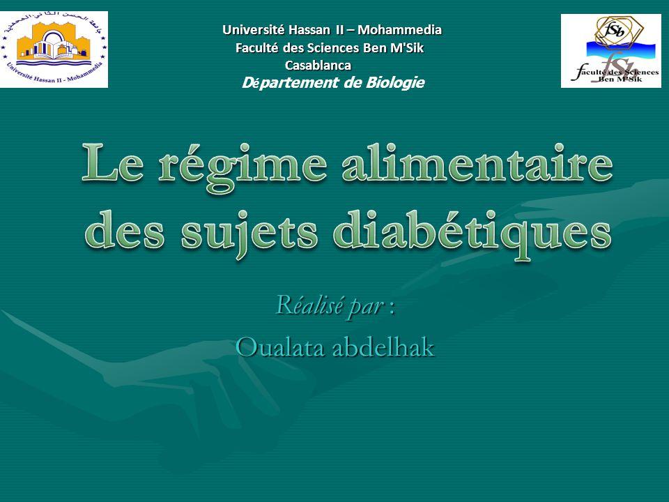 Réalisé par : Oualata abdelhak