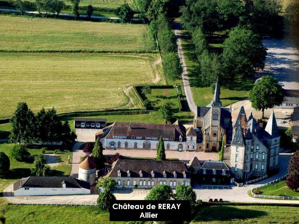 Château de RERAY Allier