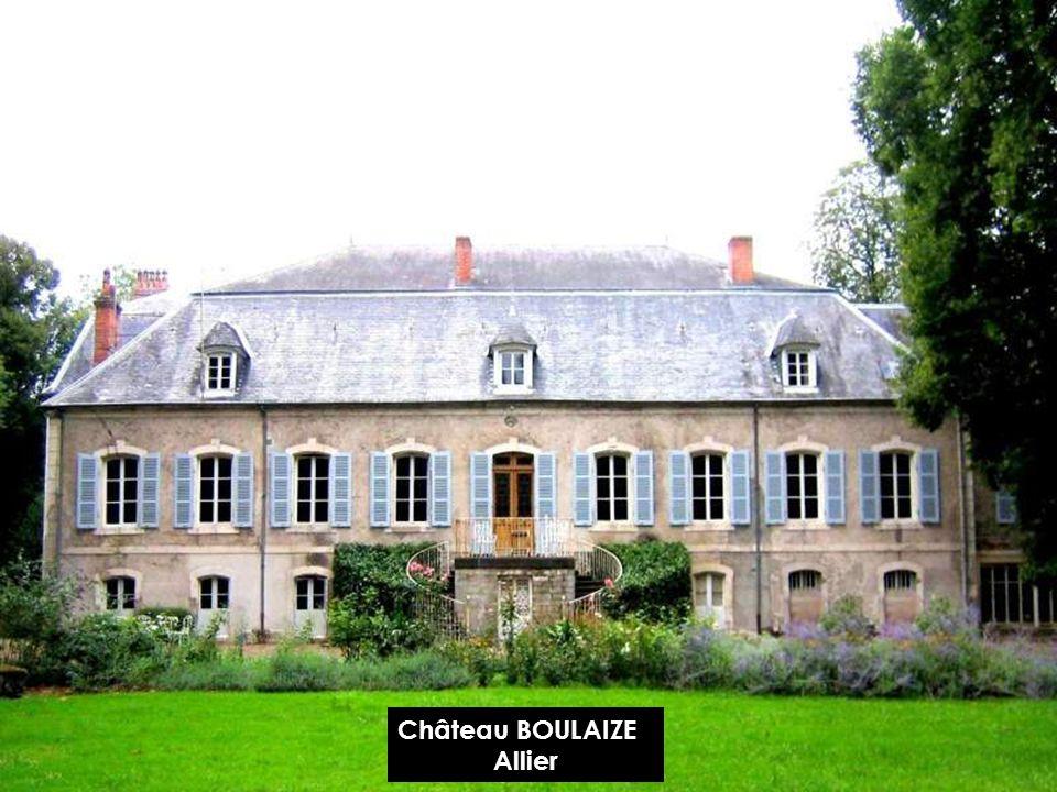 Château BOULAIZE Allier