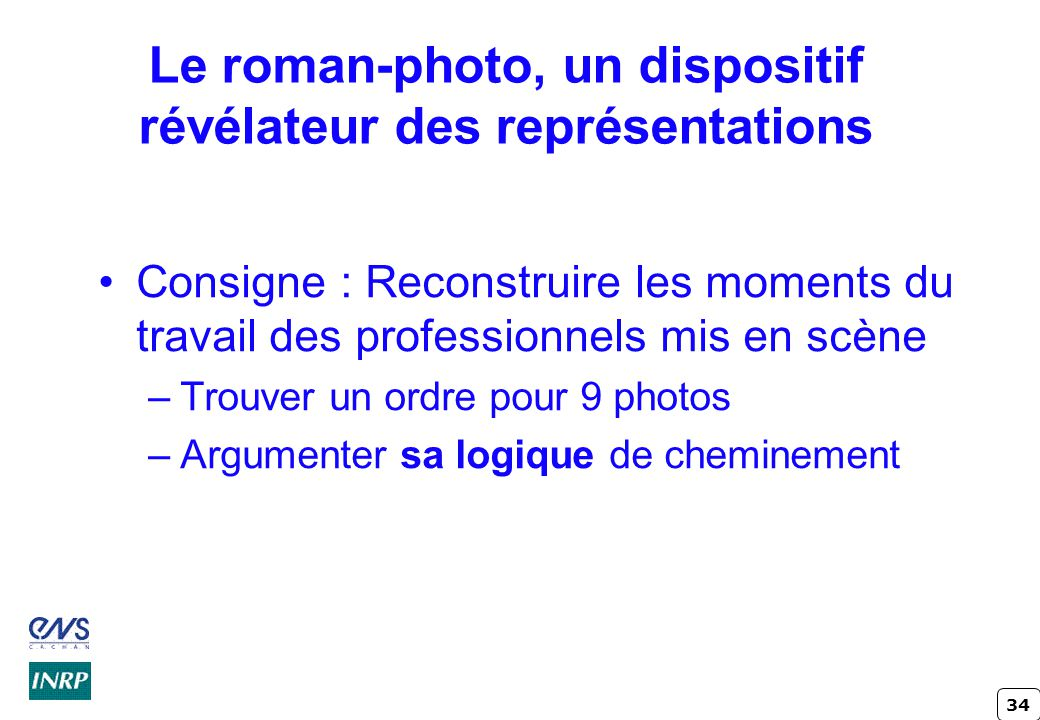 Le roman-photo, un dispositif révélateur des représentations