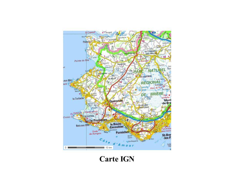 Carte IGN