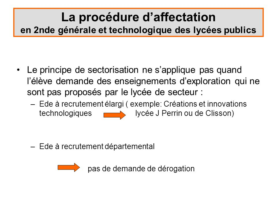 exemple de demande d affectation pdf