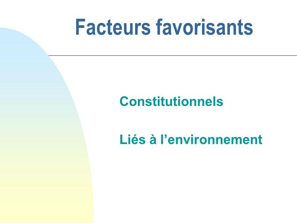 Constitutionnels Liés à l'environnement