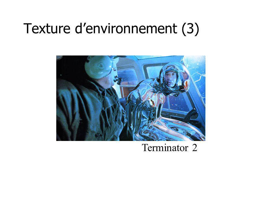 Texture d'environnement (3)