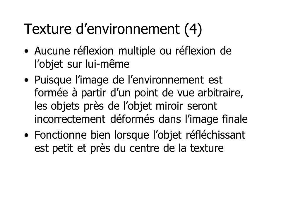Texture d'environnement (4)
