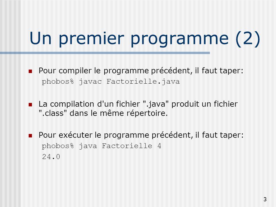 Un premier programme (2)