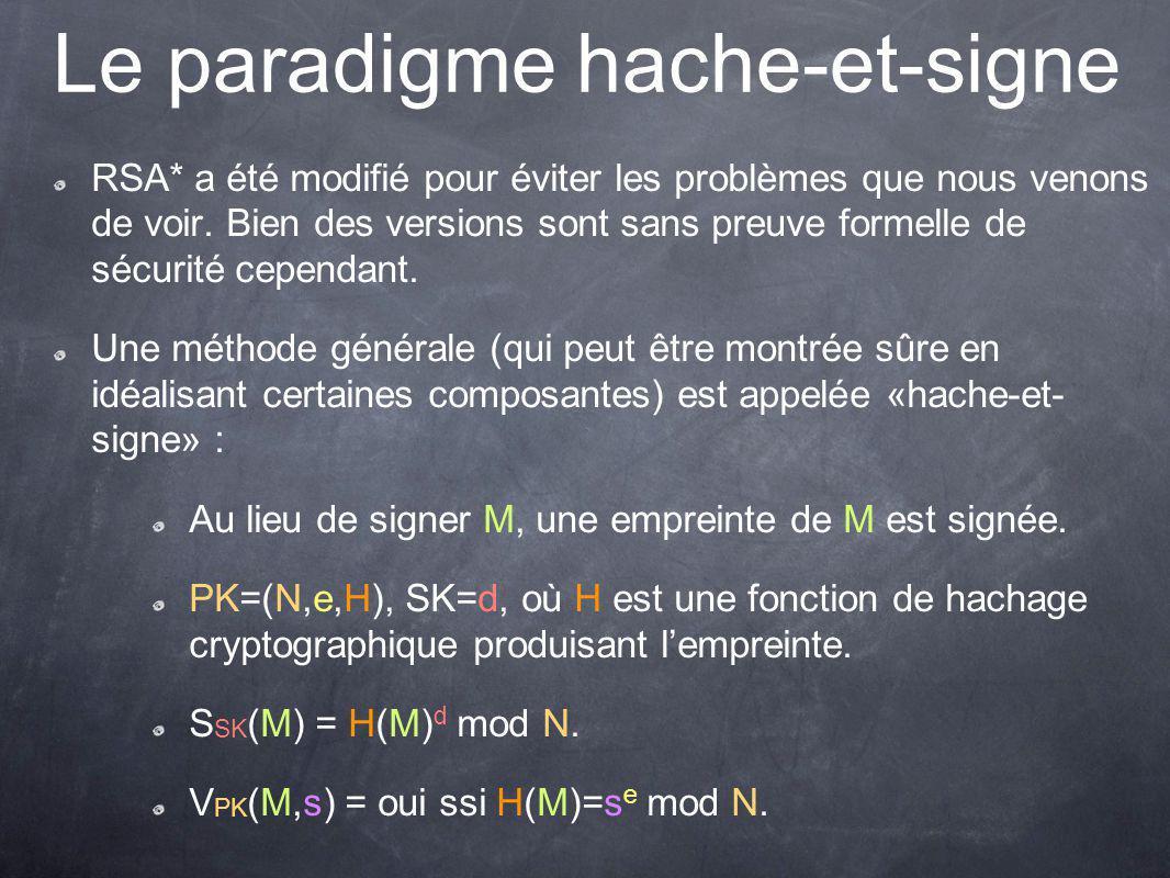Le paradigme hache-et-signe