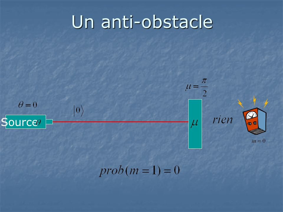 Un anti-obstacle Source