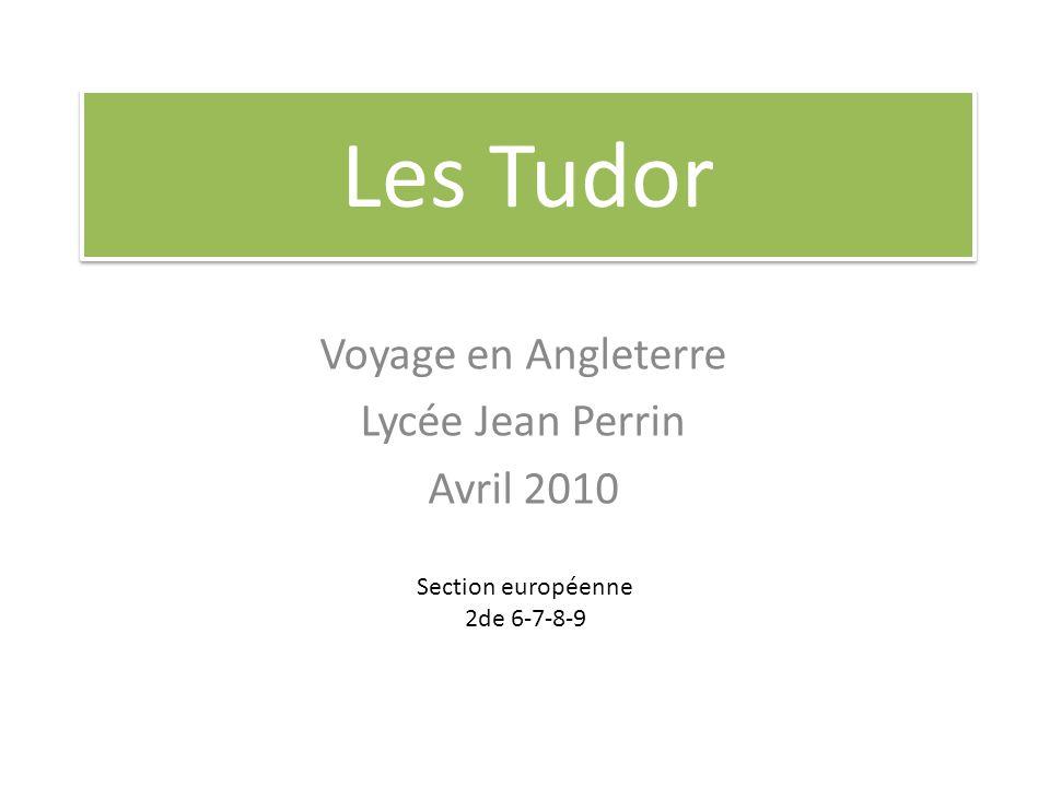 Voyage en Angleterre Lycée Jean Perrin Avril 2010