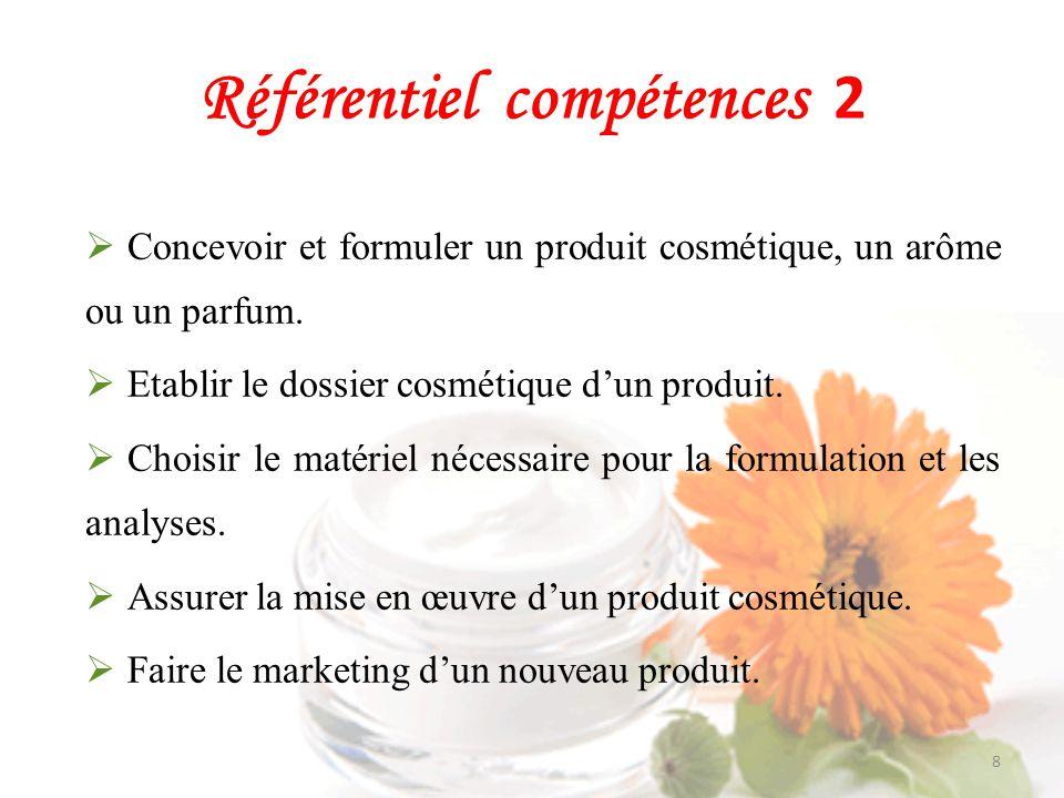 Référentiel compétences 2