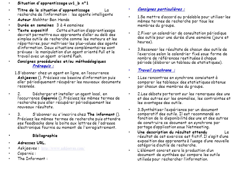 Situation d apprentissage uv1_b n°1