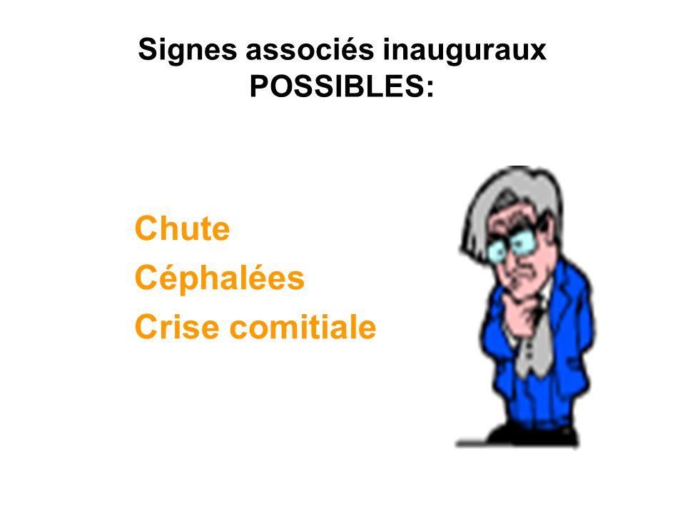 Signes associés inauguraux POSSIBLES: