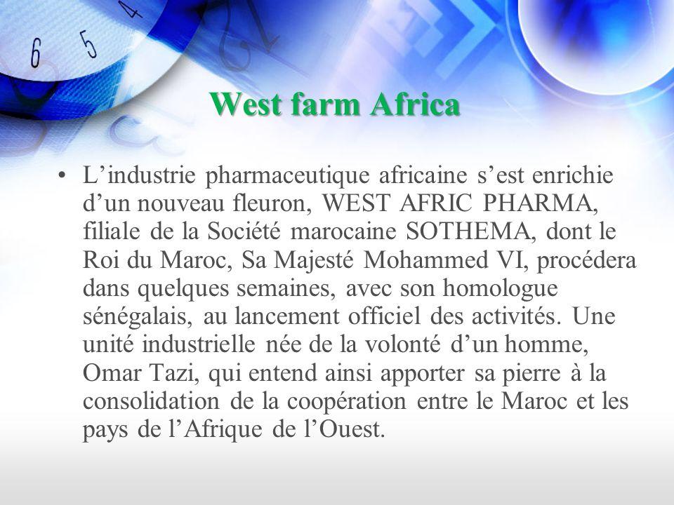 West farm Africa