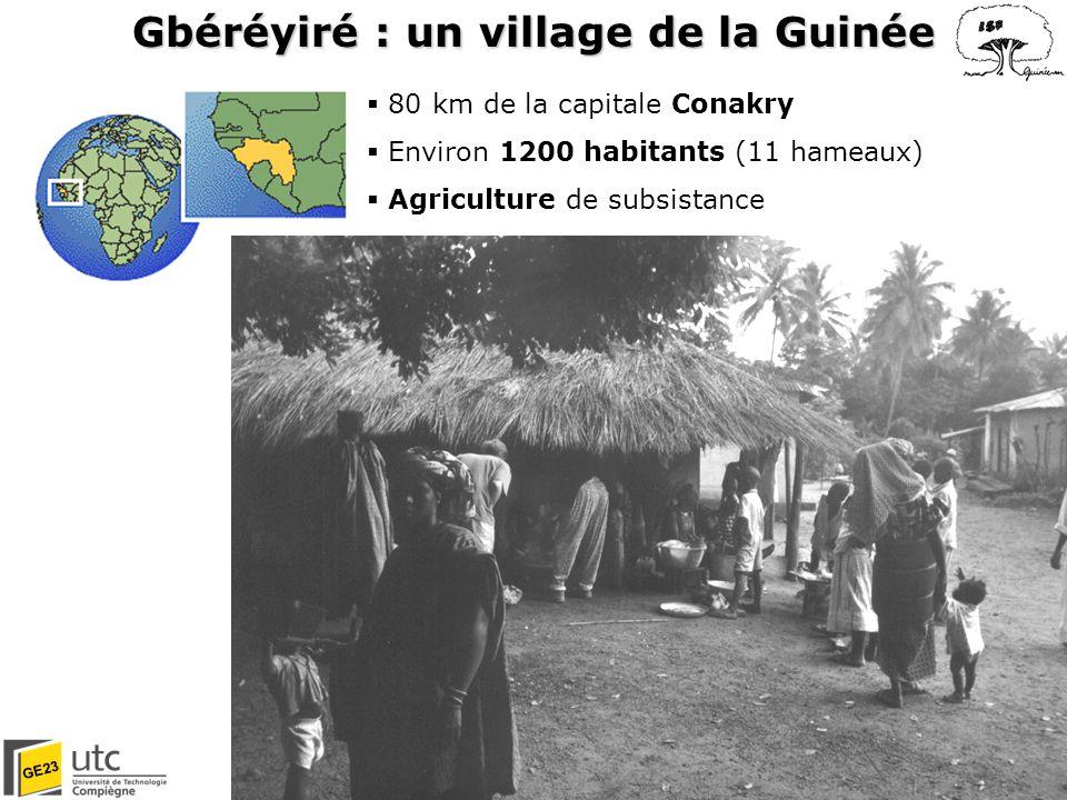 Gbéréyiré : un village de la Guinée