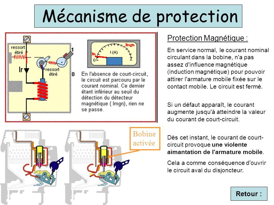 Mécanisme de protection