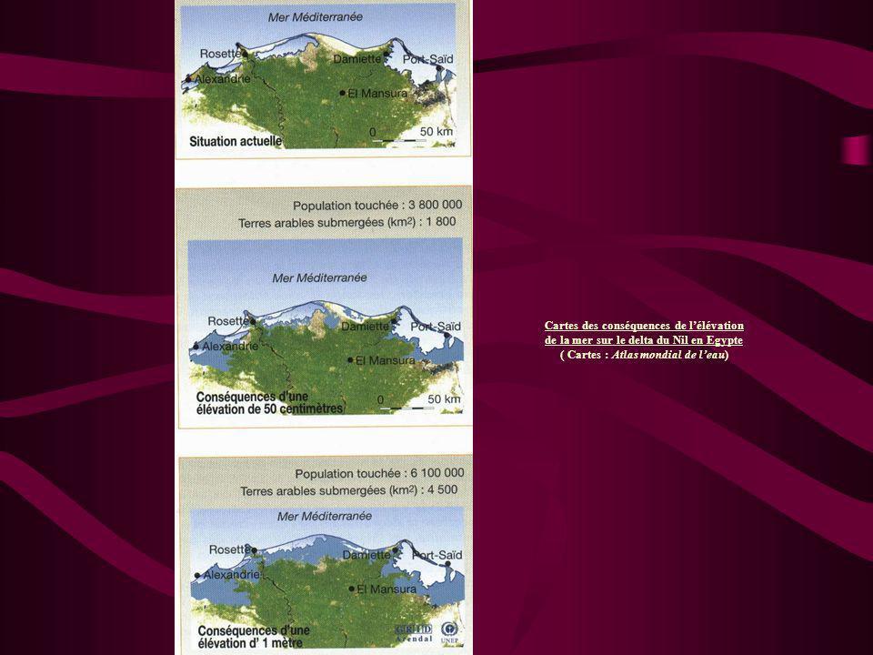 ( Cartes : Atlas mondial de l'eau)