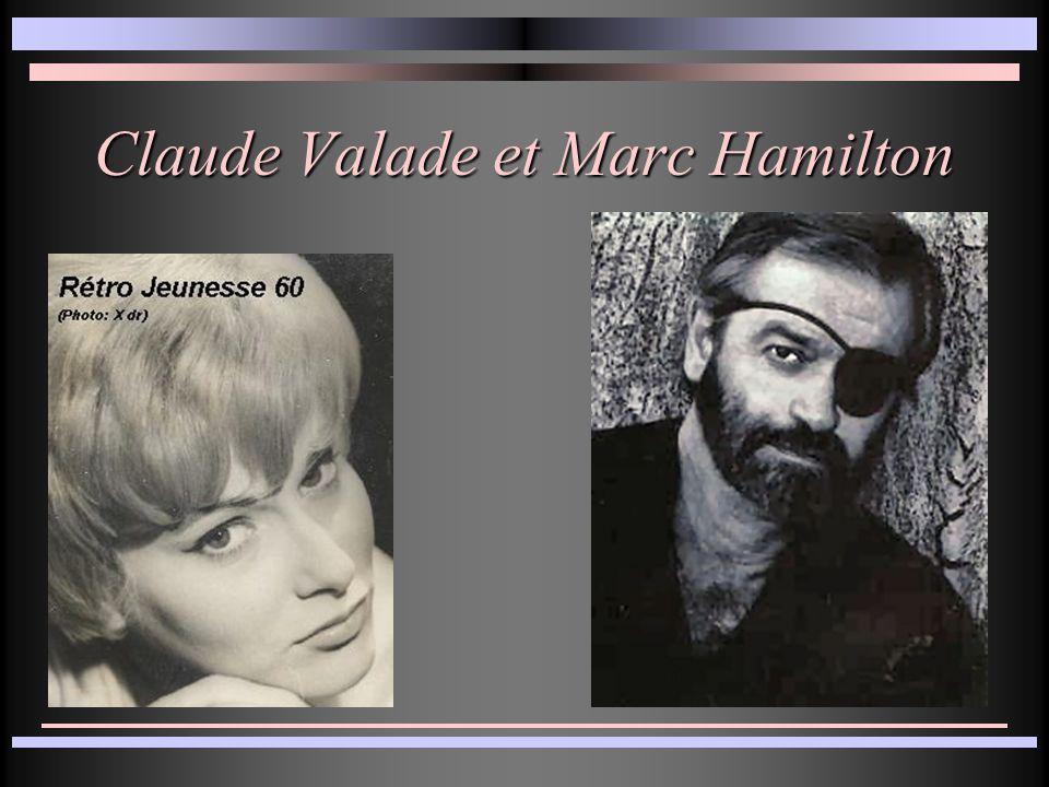 Claude Valade et Marc Hamilton