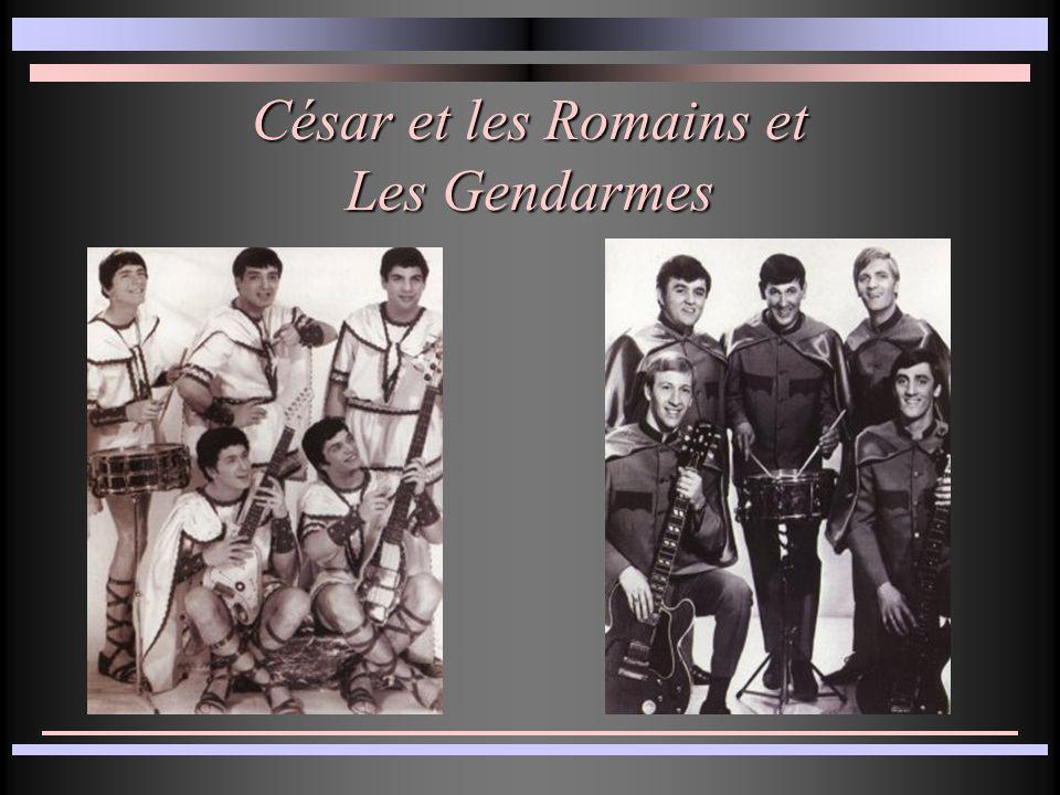 César et les Romains et Les Gendarmes