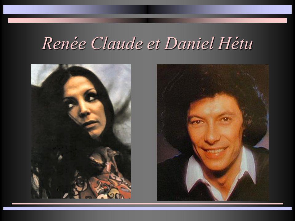Renée Claude et Daniel Hétu