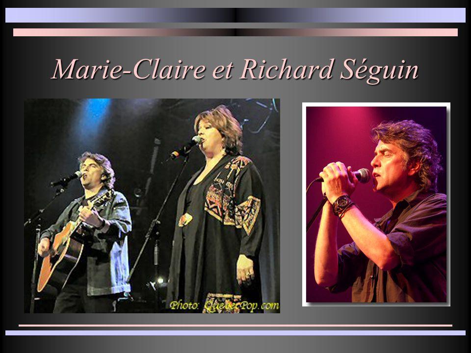 Marie-Claire et Richard Séguin