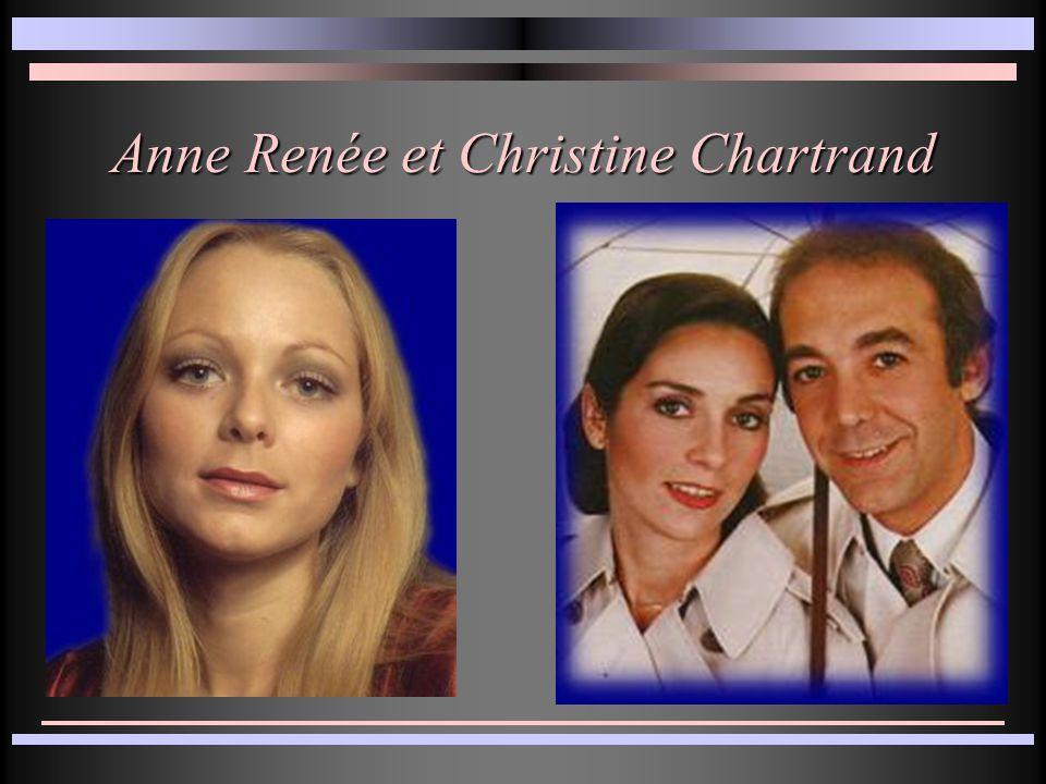 Anne Renée et Christine Chartrand