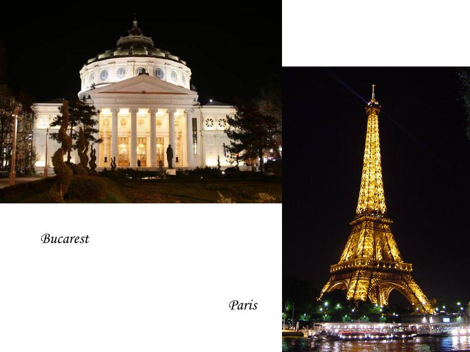 Bucarest Paris