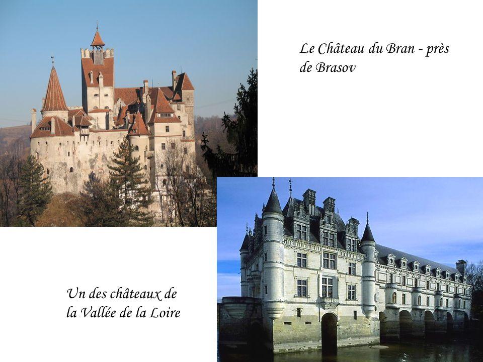Le Château du Bran - près de Brasov