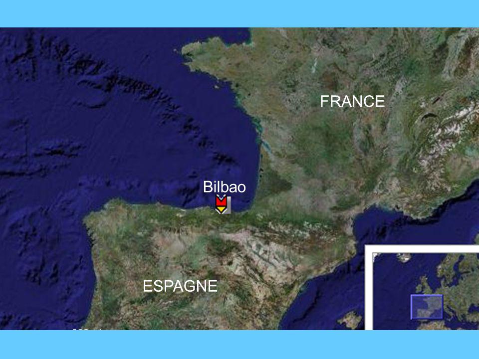 FRANCE Bilbao ESPAGNE